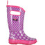 Bogs Kids Rainboot Lavender Multi